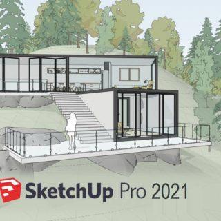 Sketchup Pro 2021 21.0.339 Crack
