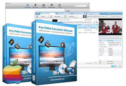 Any Video Converter Ultimate 7.1.3 Crack Download