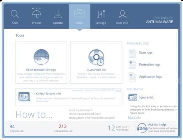 gridinsoft anti-malware activation code free