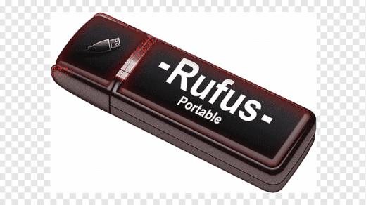 Rufus Portable 3.15.1812
