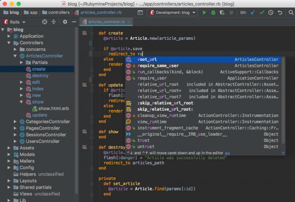 JetBrains RubyMine Crack 2021
