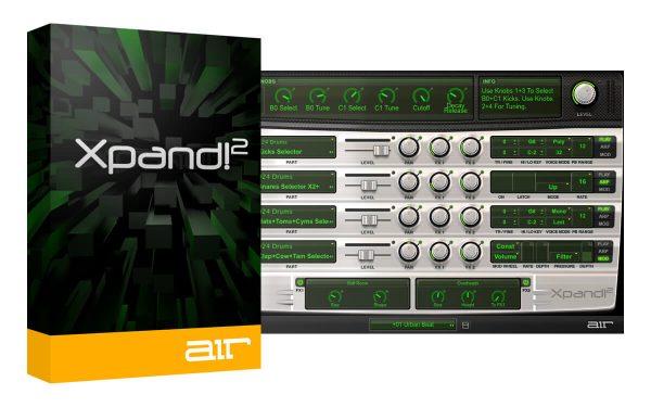 Xpand 2 Crack v2.2.7