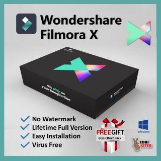 Wondershare Filmora Crack 10.5.9.10 & Registration Code