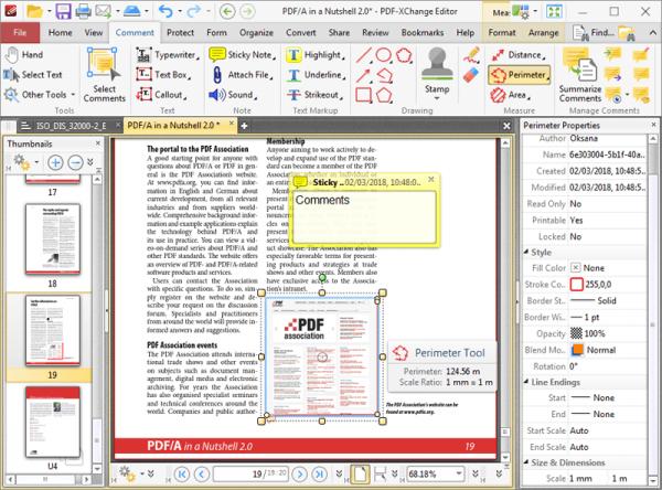 PDF XChange Editor 9.1.356.0 Crack & License Key Download