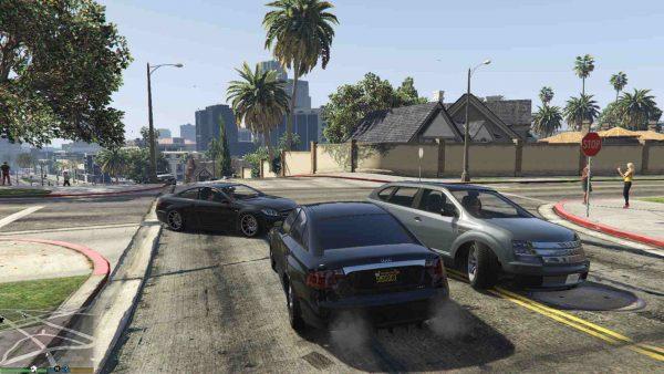 Grand Theft Auto V5 Crack