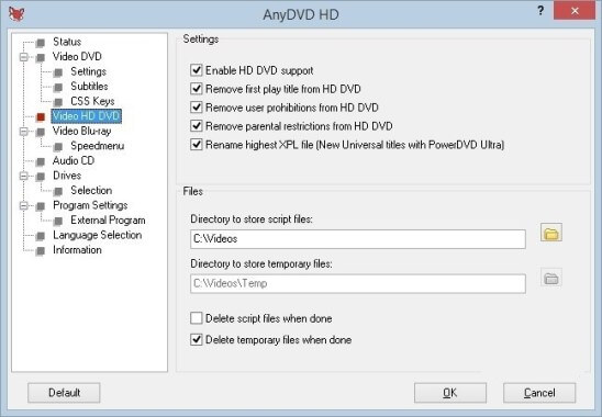 AnyDVD HD 8.5.7.0 Crack Download