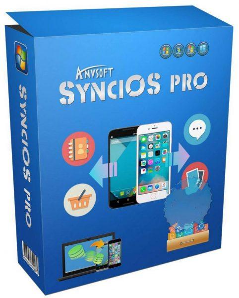 Anvsoft SynciOS Professional 7.1.0 Crack
