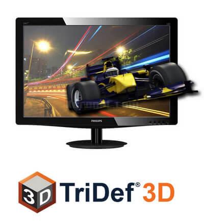 TriDef 3D 7 Crack & Activation Key