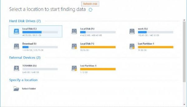 EaseUS Data Recovery 14.2.0.0 Crack Download