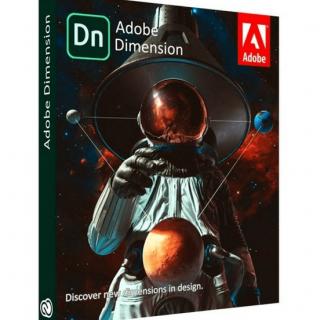 Adobe Dimension CC 2020 3.4.3 Crack