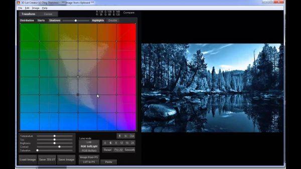 3D LUT Creator Pro 2.0 Crack Download