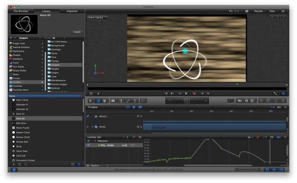 Apple Motion 5.5.3 Crack & Torrent Download