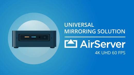 AirServer 7.2.8 Crack
