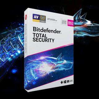 Bitdefender Total Security 2022 Crack Download