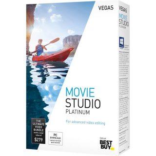 MAGIX VEGAS Movie Studio Platinum 18.1.0.24 Crack