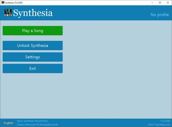 Synthesia 10.7.1 Crack Download