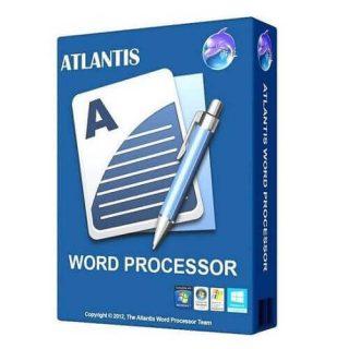 Atlantis Word Processor Crack 4.1.4.2