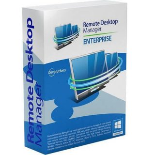 Remote Desktop Manager Enterprise 2021.2.7.0 Crack
