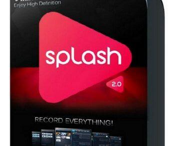 Mirillis Splash Pro 2.8.2 Crack