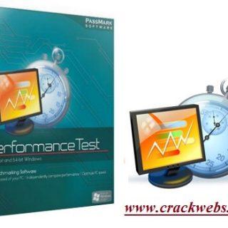 PassMark Performance Test 10.1 Build 1006 Crack