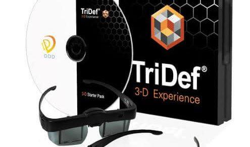 TriDef 3D Crack Download