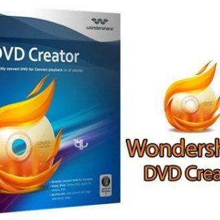 Wondershare DVD Creator 6.6.1 Crack