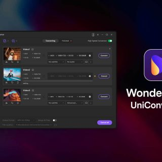 Wondershare UniConverter 13.1.0.72 Crack