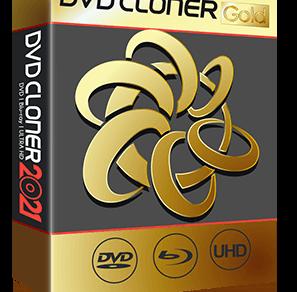 DVD-Cloner Gold Crack 2021