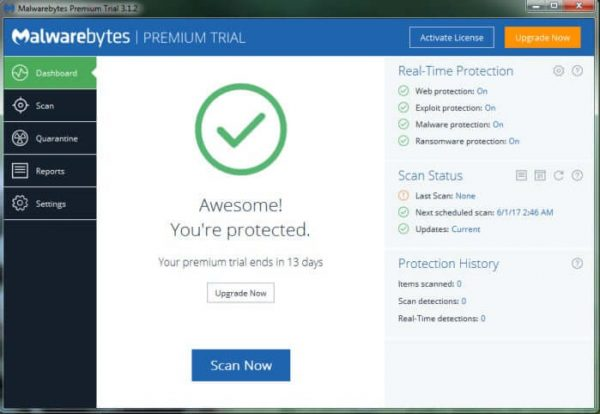 Malwarebytes 4.4.7.134 Crack & Keygen [Lifetime] 100% Download