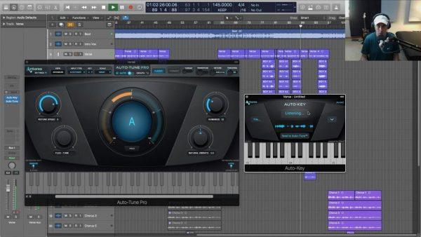 Antares AutoTune Pro Crack 9.2.1 Download