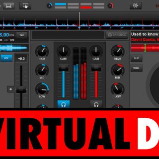 Virtual DJ Pro 2022 Crack & Serial Key